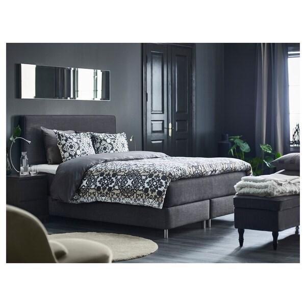 IKEA DUNVIK Čalouněná postel