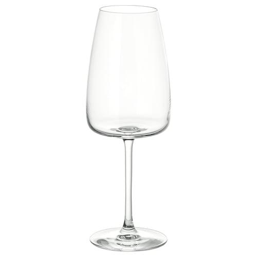 DYRGRIP sklenka na bílé víno čiré sklo 23 cm 42 cl