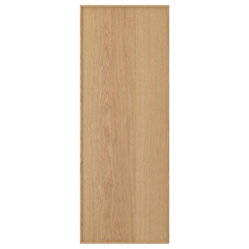 EKESTAD dveře dub 29.7 cm 80.0 cm 30.0 cm 79.7 cm 1.9 cm