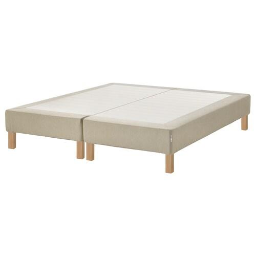 IKEA ESPEVÄR Rám pod matraci s nohami
