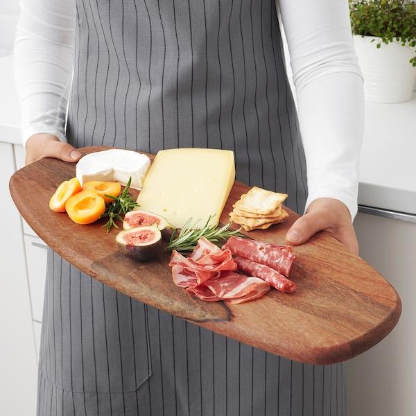FASCINERA Kuchyňské prkénko, mangové dřevo, 52x22 cm