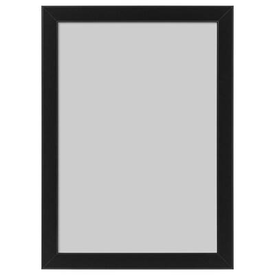 FISKBO Rám, černá, 21x30 cm