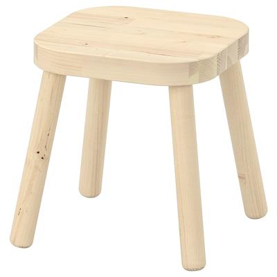 FLISAT Dětská stolička, 24x24x28 cm