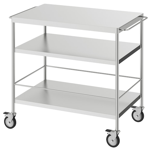 IKEA FLYTTA Kuch. servírovací stolek