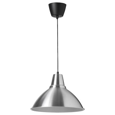 FOTO závěsná lampa hliník 22 W 38 cm 1.6 m