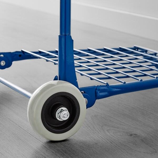 FRAKTA Vozík, modrá