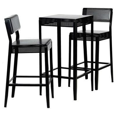 FREKVENS bar. stůl a 2 stoličky