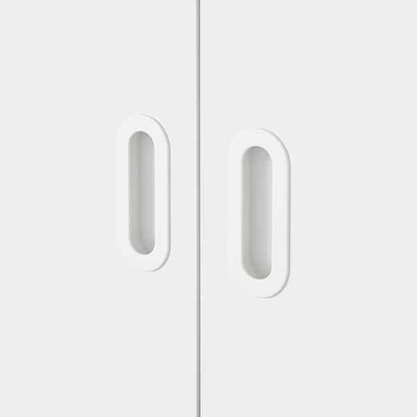 FRITIDS dveře bílá 60.0 cm 192 cm 2 ks