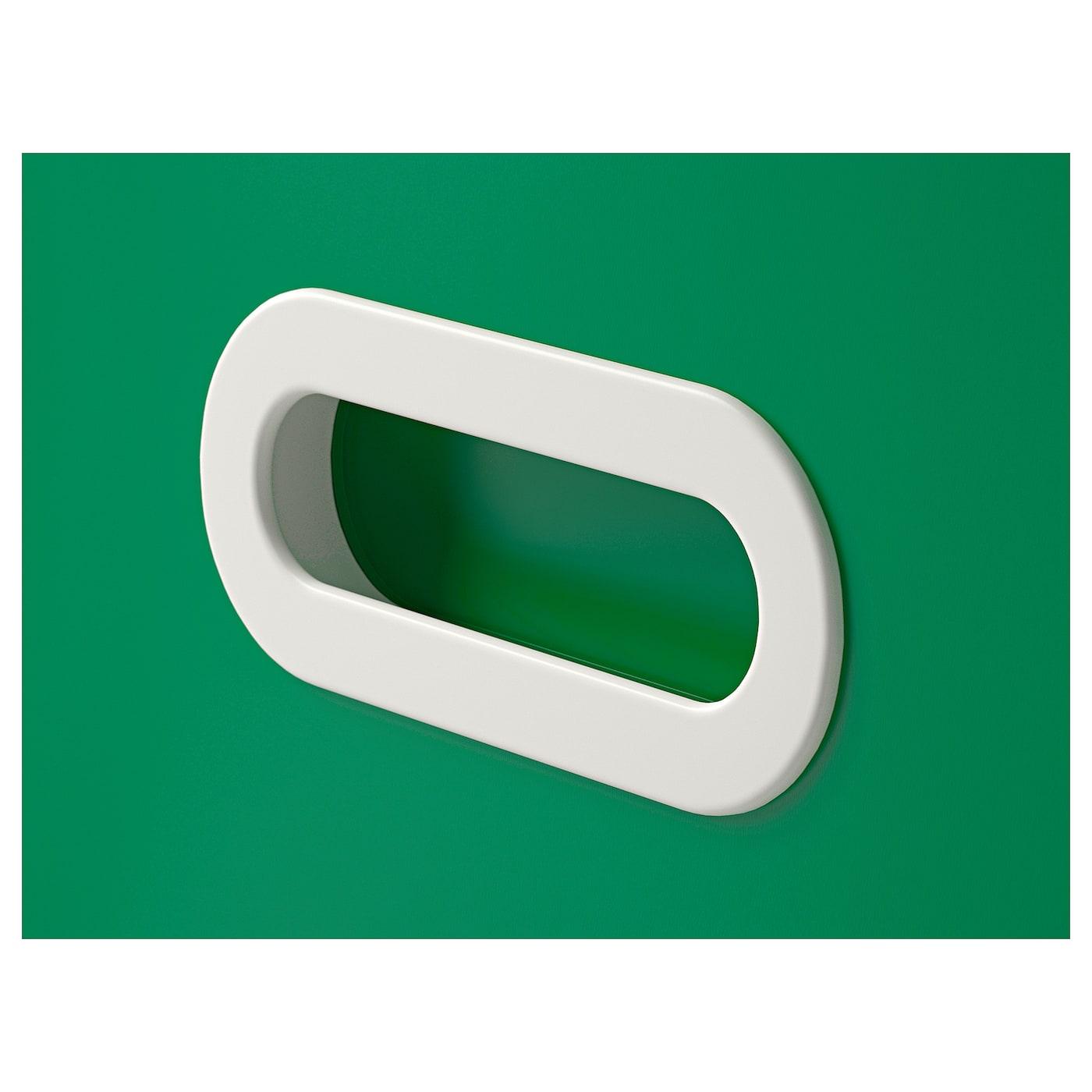 FRITIDS čelo zásuvky zelená 60.0 cm 32.0 cm