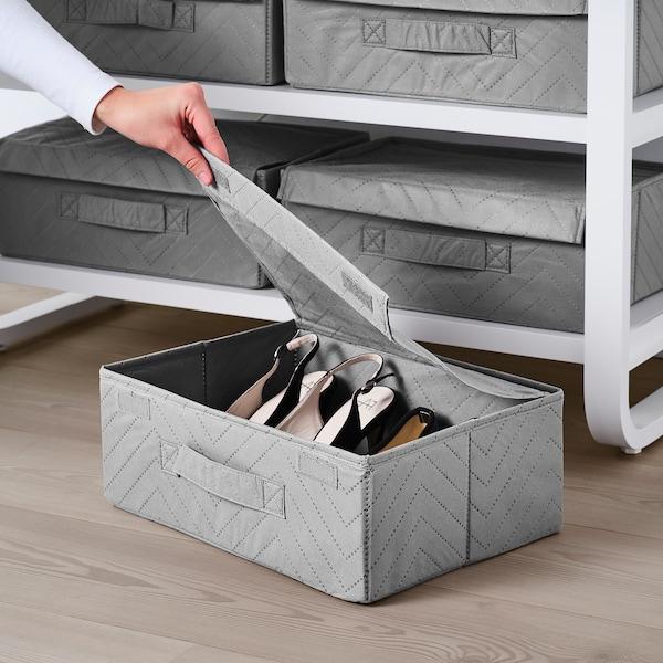 FULLSMOCKAD krabice na obuv 36 cm 26 cm 13 cm 2 ks