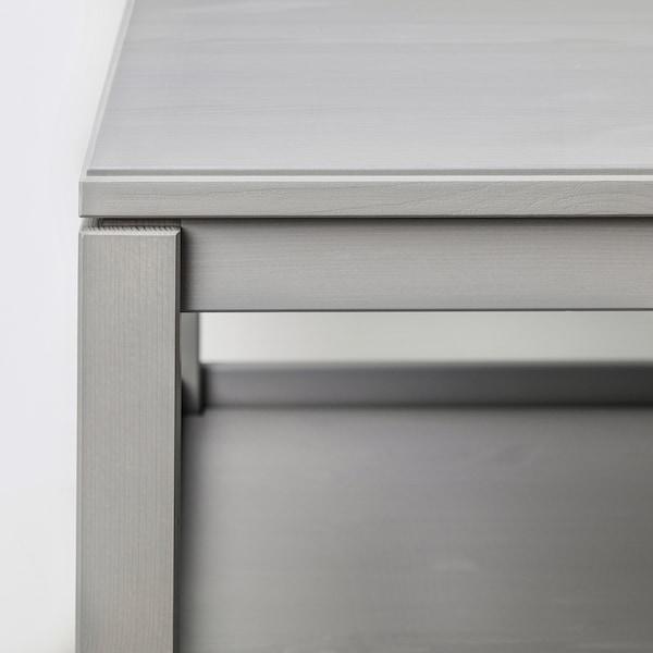 HAVSTA konferenční stolek šedá 100 cm 75 cm 48 cm