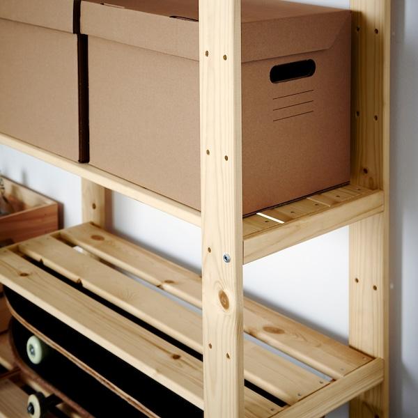 HEJNE 2 části, měkké dřevo, 154x31x171 cm