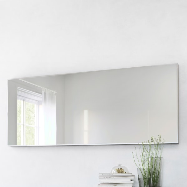 HOVET Zrcadlo, hliník, 78x196 cm