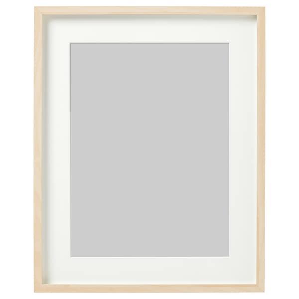 HOVSTA Rám, vzor bříza, 40x50 cm