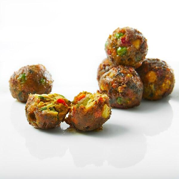 HUVUDROLL Zeleninové kuličky, mražený, 1000 g