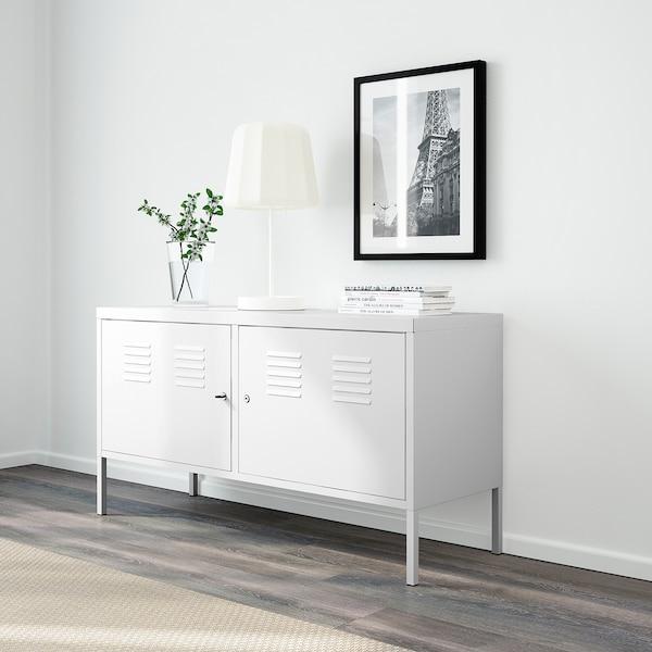 IKEA PS Skříňka, bílá, 119x63 cm