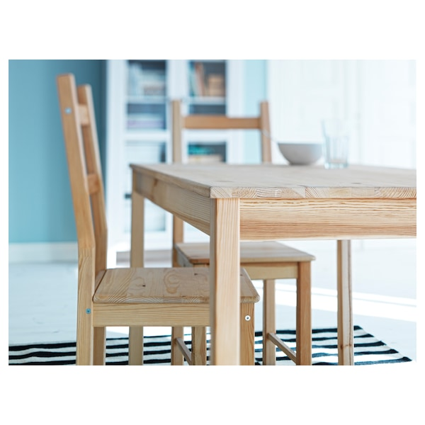 IVAR židle borovice 110 kg 41 cm 50 cm 95 cm 39 cm 40 cm 45 cm