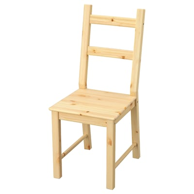 IVAR Židle, borovice