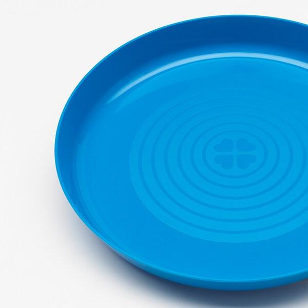 KALAS talíř barevná 19 cm 6 ks