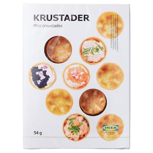 IKEA KRUSTADER Mini košíčky