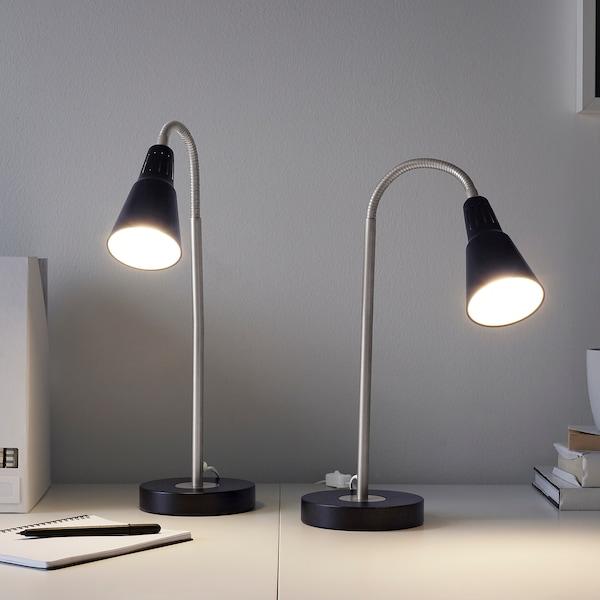 KVART Pracovní lampa, černá