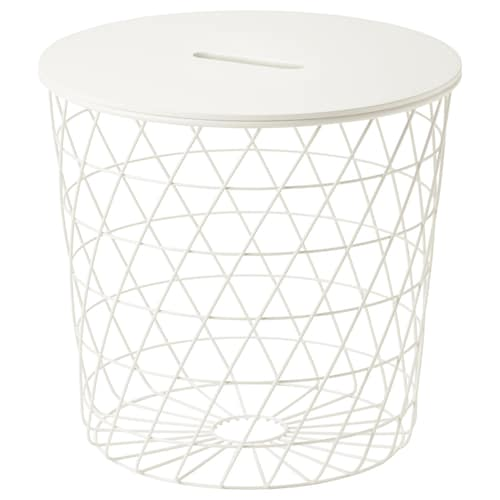 IKEA KVISTBRO Stolek s úlož.prostorem
