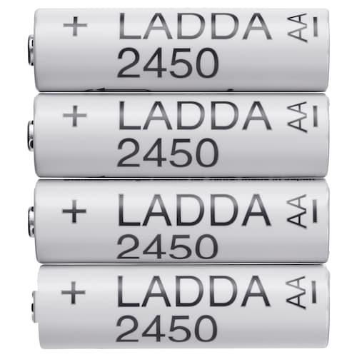 IKEA LADDA Dobíjecí baterie