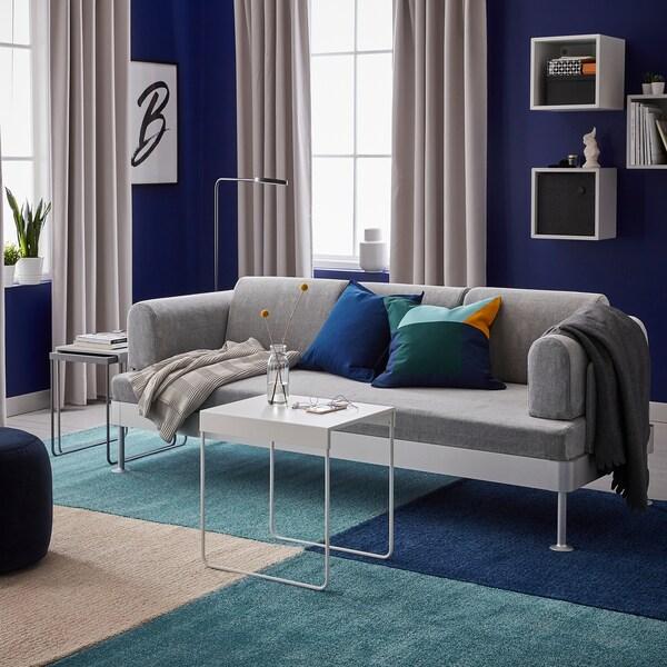 LANGSTED koberec, nízký vlas béžová 195 cm 133 cm 13 mm 2.59 m² 2500 g/m² 1030 g/m² 9 mm