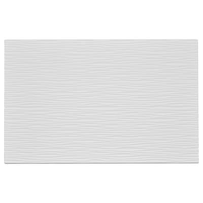LAXVIKEN dveře/čelo zásuvky bílá 60 cm 38 cm