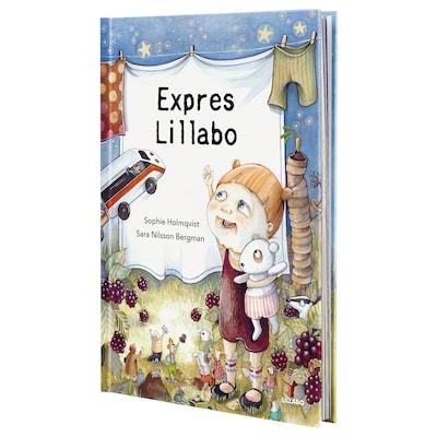 LILLABO Kniha, Expres – Lillabo