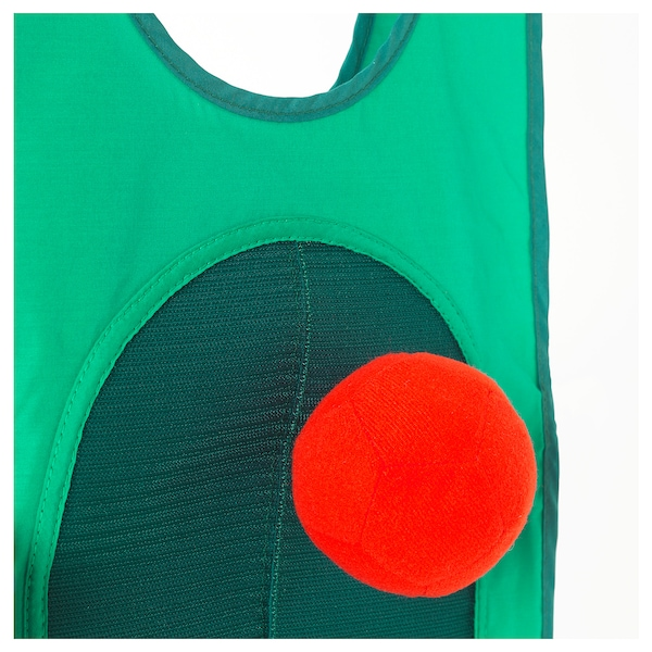 LUSTIGT hra s vestou a míčky 120 cm 60 cm