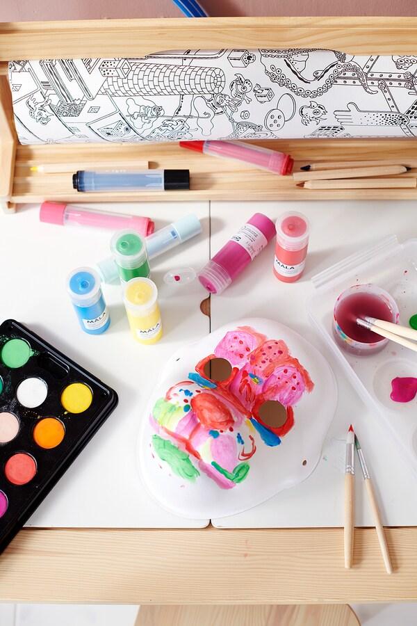 MÅLA Úl. prostor na malířské potřeby