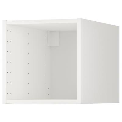 METOD Nástavec skříňky, bílá, 40x60x40 cm