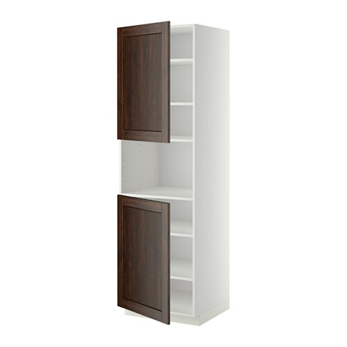 metod na mikro 2 dv police b l edserum d ev n efekt hn d 60x60x200 cm ikea. Black Bedroom Furniture Sets. Home Design Ideas