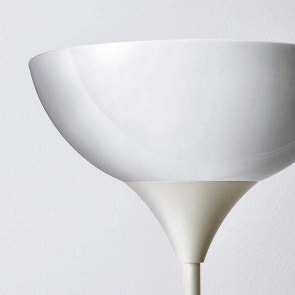 NOT stojací čtecí lampa bílá 174 cm 27 cm 28 cm 2.0 m