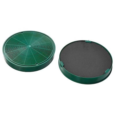 NYTTIG FIL 500 uhlíkový filtr 3.0 cm 20.0 cm 0.21 kg 2 ks