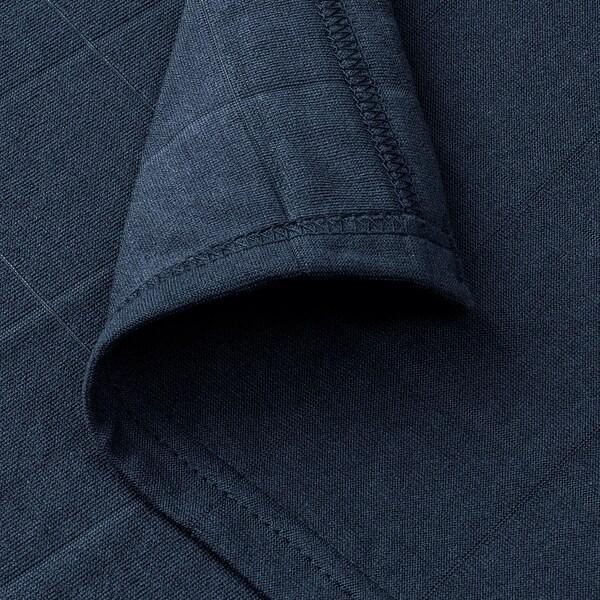 ODDHILD Pléd, tm.modrá, 120x170 cm