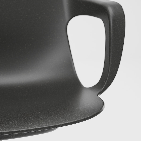 ODGER Otočná židle, antracit
