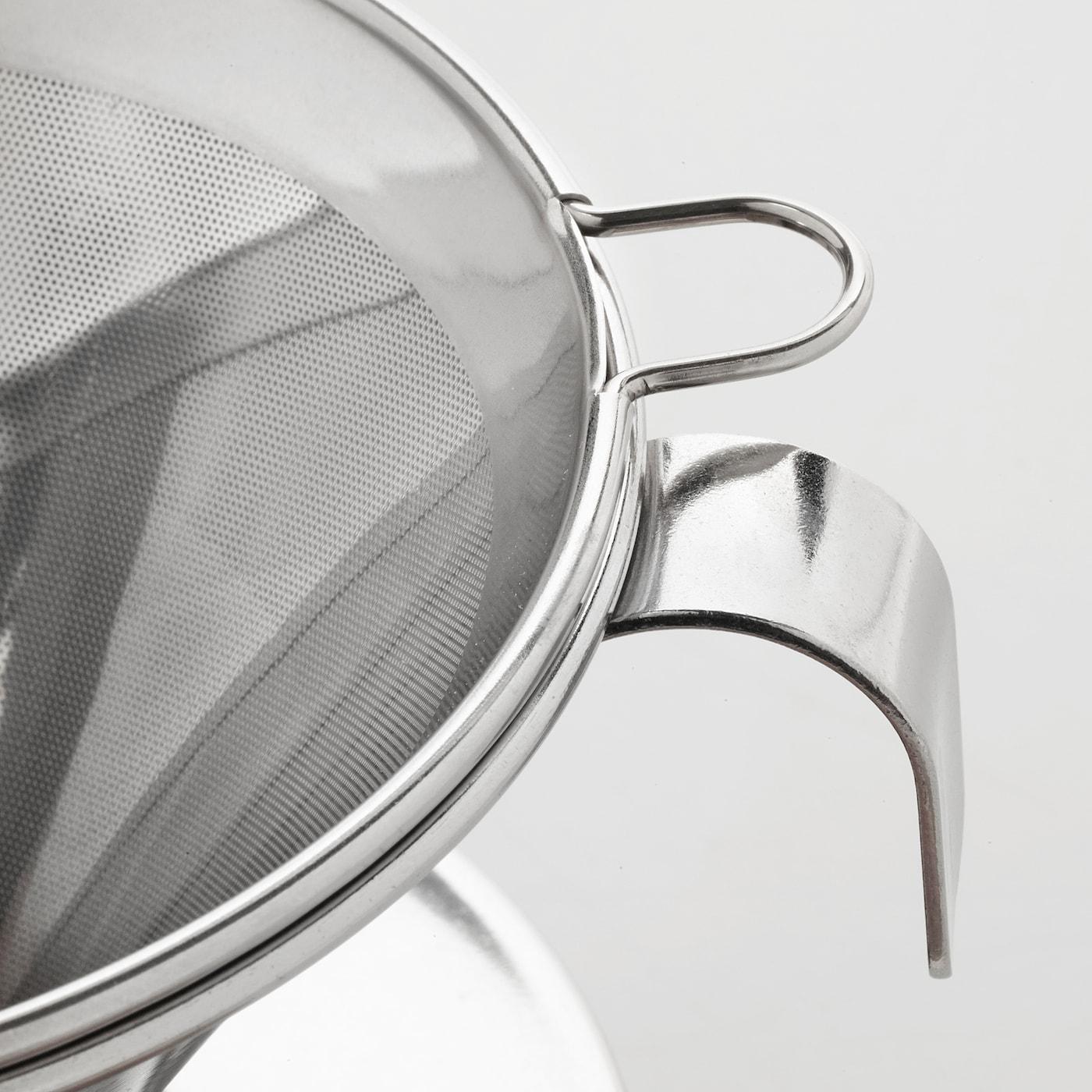 ÖVERST Kovový kávový filtr, sada 3 ks, nerezavějící ocel