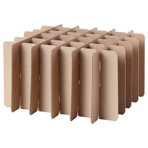 IKEA OMBYTE Rozdělovač stěhovací krabice