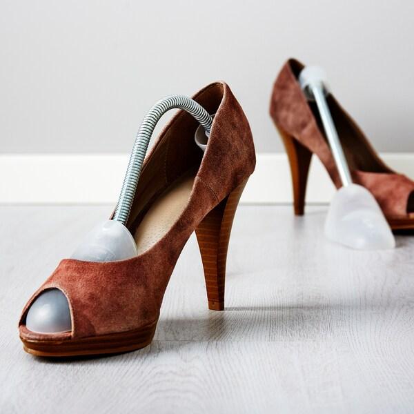 OMSORG Napínák na obuv, velikost S, různé barvy