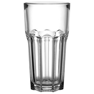 POKAL sklenice čiré sklo 18 cm 65 cl
