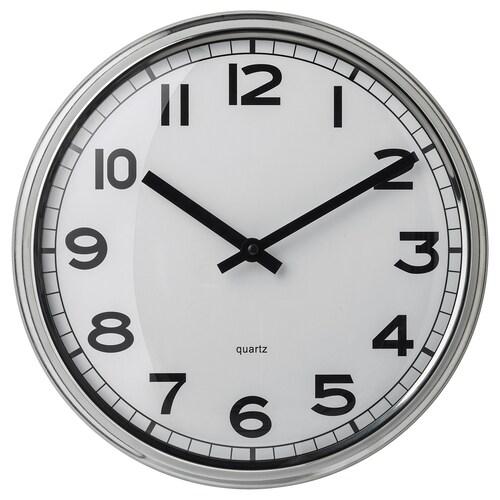 IKEA PUGG Nástěnné hodiny