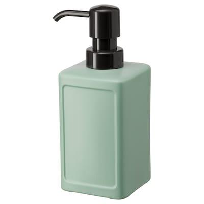 RINNIG Dávkovač na mýdlo/saponát, zelená, 450 ml