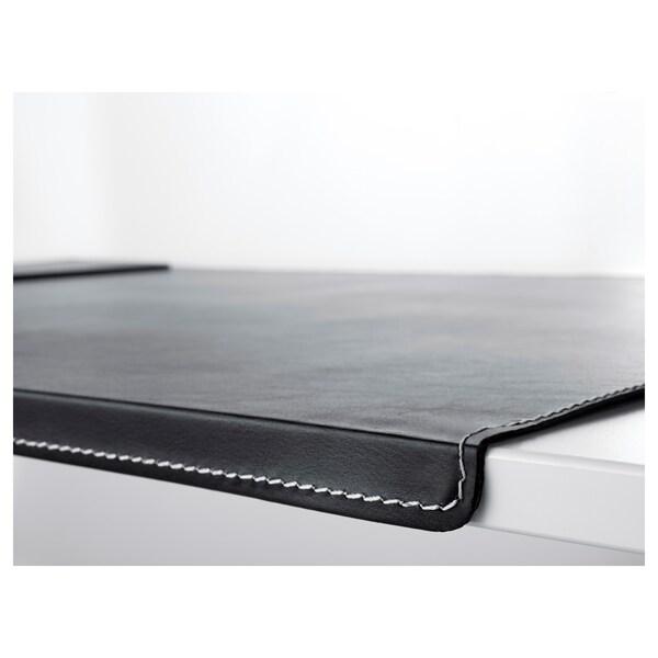 RISSLA Podložka na psací stůl, černá