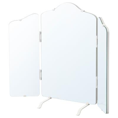 ROSSARED Třístranné skládací zrcadlo, 66x50 cm