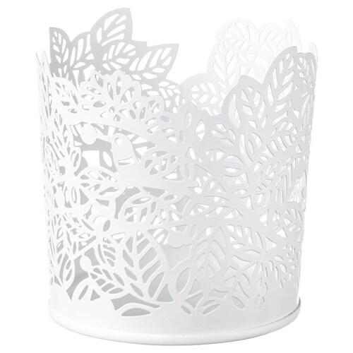 IKEA SAMVERKA Svícen na čaj. svíčky