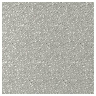 SIBBARP nástěnný panel na míru světle šedá minerální efekt/laminát 10 cm 300 cm 10 cm 120 cm 1.3 cm 1 m²