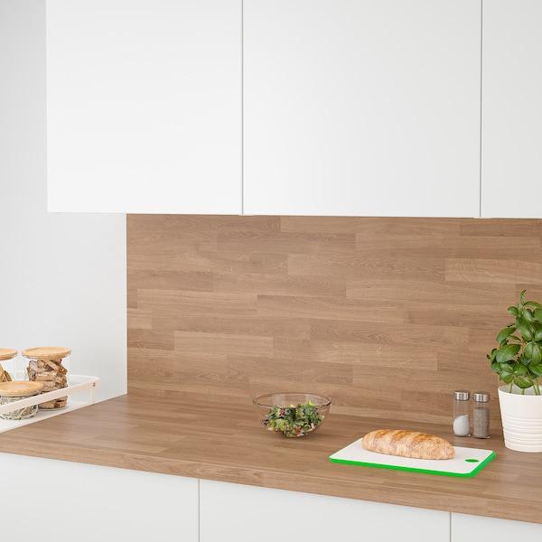 SIBBARP Nástěnný panel na míru, vzor dub/laminát, 1 m²x1.3 cm