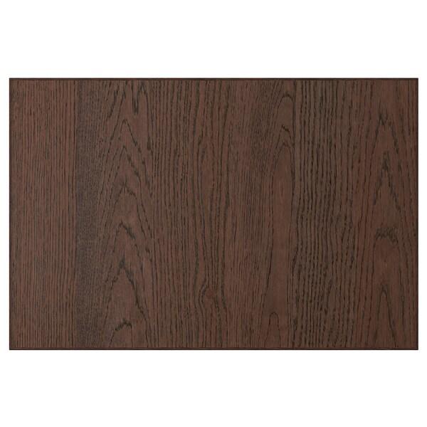 SINARP Dveře, hnědá, 60x40 cm
